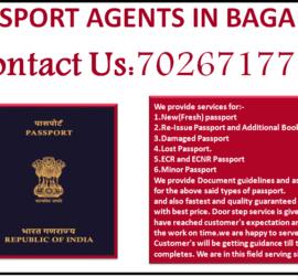 PASSPORT AGENTS IN BAGALUR