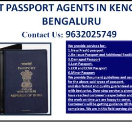 BEST PASSPORT AGENTS IN KENGERI BENGALURU 9632025749