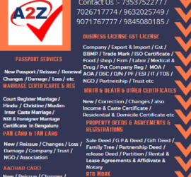 Best Documents Attestation Agency in Bengaluru 9071767775