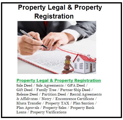 Property Legal Property Registration 601