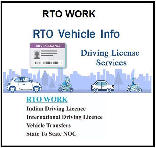 RTO WORK 189