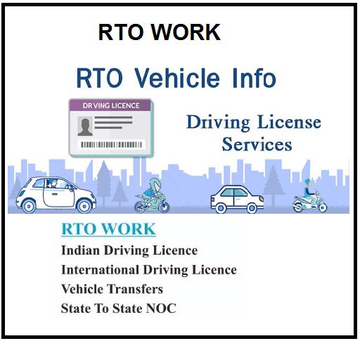 RTO WORK 603